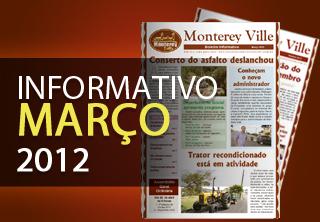 Informativo Março 2012