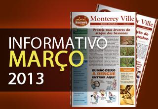 Informativo março 2013