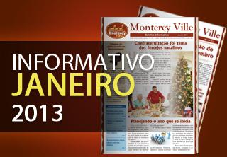 Informativo Janeiro 2013