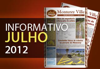 Informativo Julho 2012