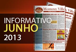 Informativo Junho 2013