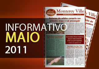 Informativo Maio 2011