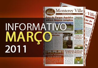 Informativo Março 2011