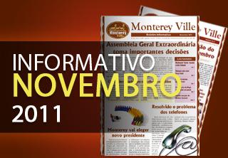 Informativo Novembro 2011