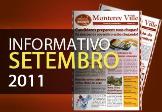Informativo Setembro 2011